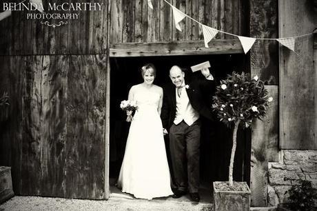 Stockbridge farm barn wedding blog by Belinda McCarthy Somerset wedding photographer
