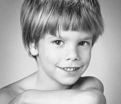 Etan Patz in 1978, just a year before he disappeared off the streets of SoHo