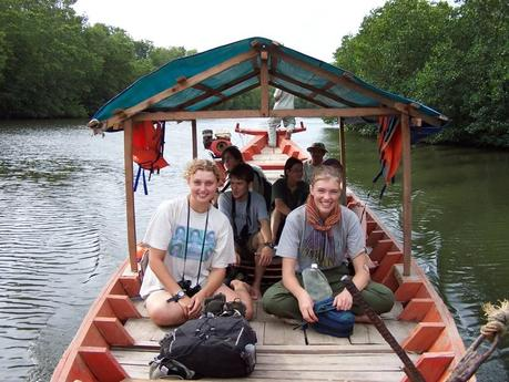 Project of the Week: Cambodia Tropical Wildlife Conservation and Adventure Project