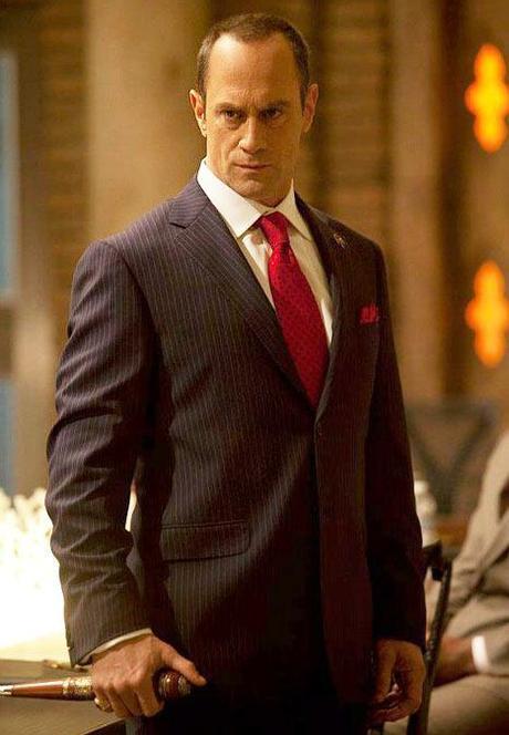 Christopher Meloni as True Blood's Roman