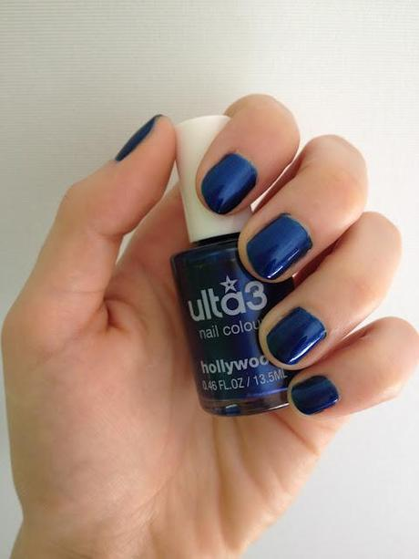 Update and NOTD Ulta3 Hollywood