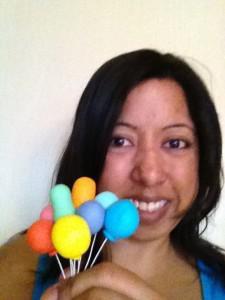 Gumpaste Balloon Tutorial