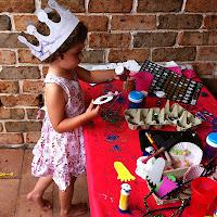 Party Craft Table Ideas