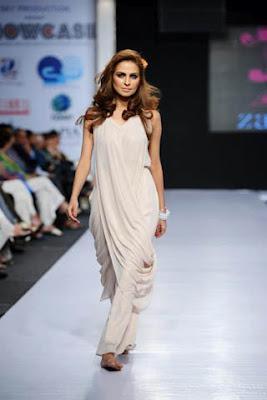 Zarmina Khan Latest Collection at Showcase 2012