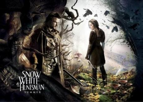 Snow White and the Huntsman movie coming to theaters June 1st.