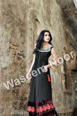 Latest Formal Collection 2012 by Waseem Noor