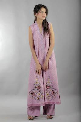 Lotus & Oasis Collection 2012 by Tena Durrani