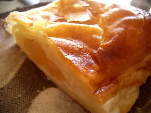 """""""Brown Bag"""" French Apple Pie"""