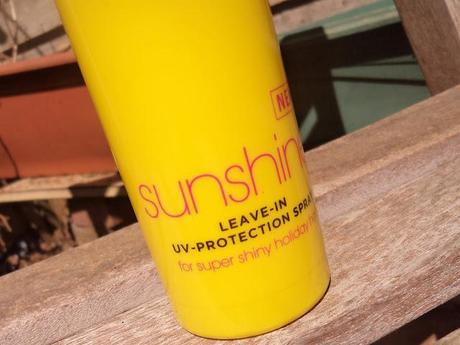 Charles Worthington Sunshine Leave-In UV Hair Spray