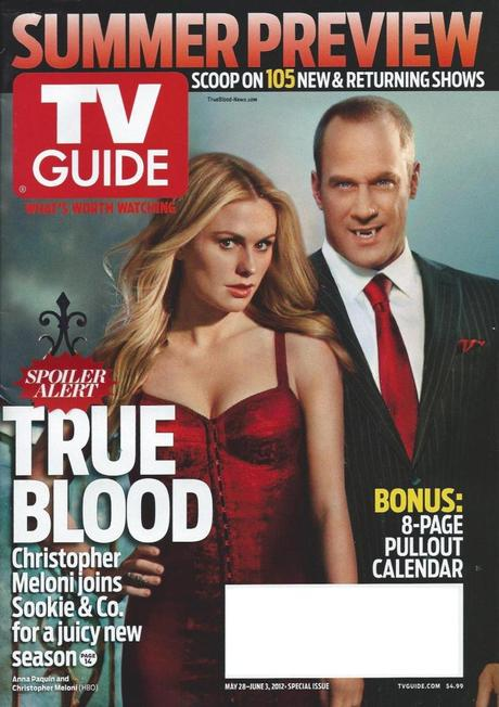 Video: Behind The Scenes of TV Guide Photo Shoot With Christopher Meloni & Anna Paquin