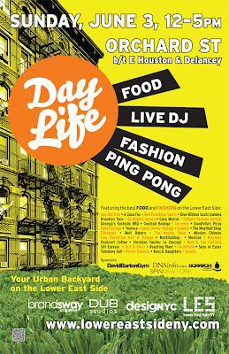 DAYLIFE: Your Urban Backyard Event