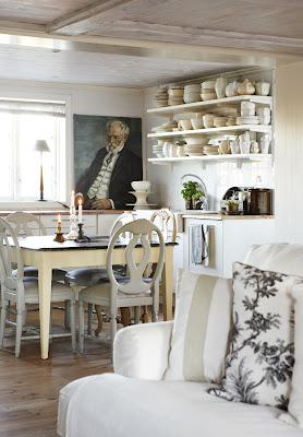 Swedish Gustavian Chairs