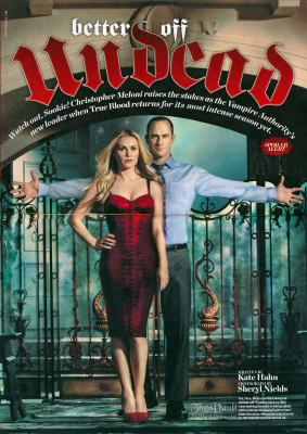 True Blood Featured in TV Guide's Summer Preview Issue