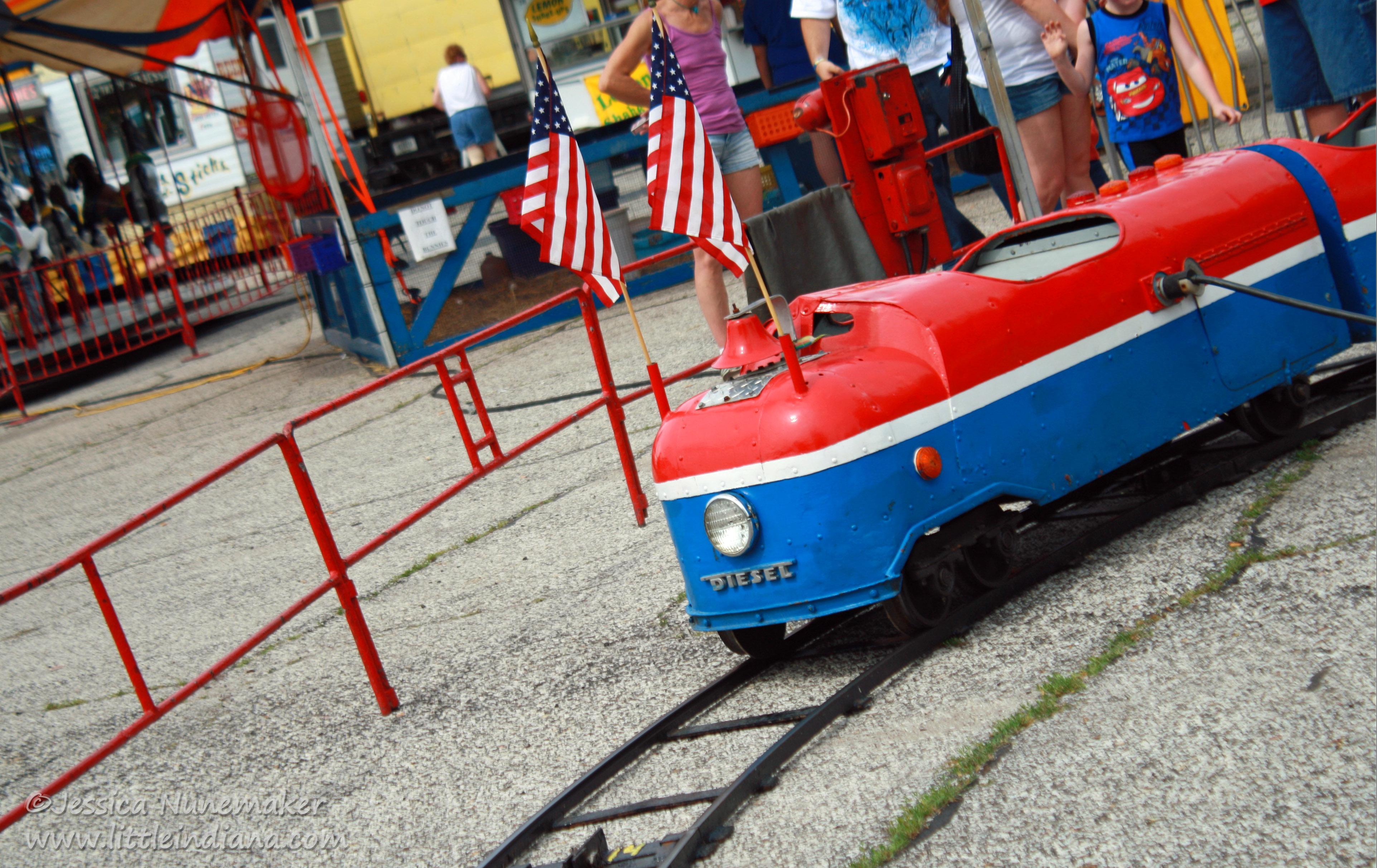 North Judson Mint Festival Rides