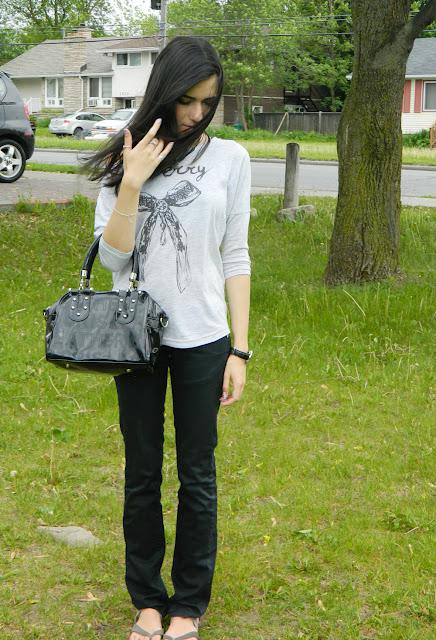OOTD: Windy Day