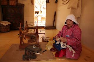 Step Back in Time at the Folk Village