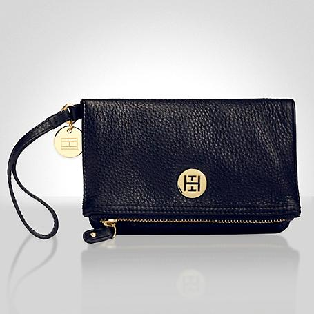 Tommy Hilfiger Memorial Day Sale black clutch mn stylist the laws of fashion promo code