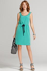 Tommy Hilfiger Memorial Day Sale turquoise green dress trend mn stylist the laws of fashion promo code
