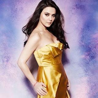 Preity scouts for a girl with dimpled cheek