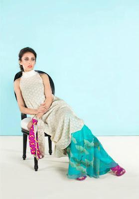 Sania Maskatiya 2012 Uraan Collection for girls
