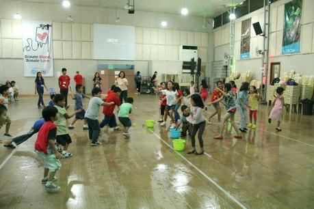 Nearly 90 kids had the best time of their young lives…and learned about God in the process