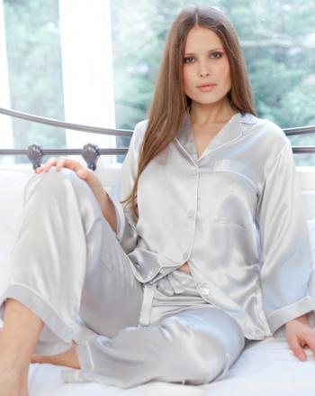 Lingerie Buying Guide for Men: Silk Nightwear