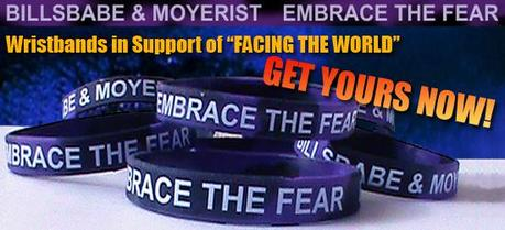 BILLSBABE & MOYERIST Wristbands designed in support of Facing The World