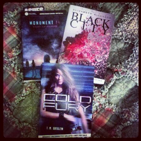 Stacking the Shelves [4] - The one with BLACK CITY!!!