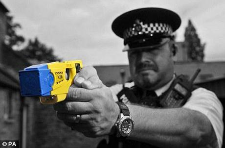 Officers paid to train Taser – A shocking piece of anti-police journalism