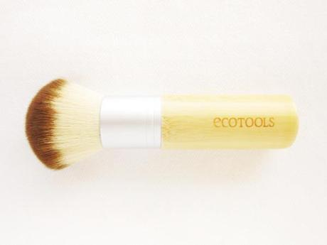 Ecotools Bamboo Bronzer Brush – Eco-friendly, cruelty-free, and great for foundation