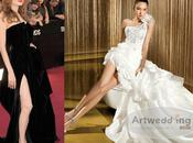 Angelina Jolie's Wedding Dress