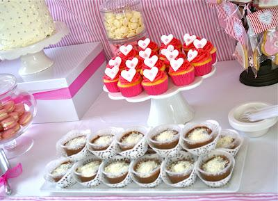 A Pretty Pink and White Whimsical Themed Party by The Inspired Ocassion