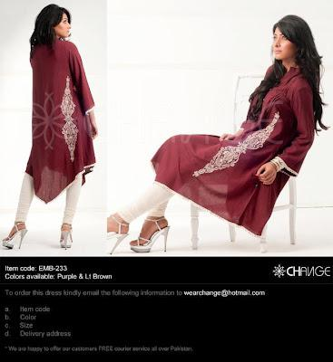 Change Summer Lawn Collection 2012 New Arrivals Now in Stores