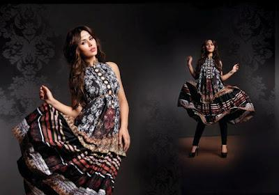 Ittehad Summer Lawn Catalogue 2012 By House of Ittehad