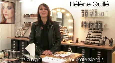 My Makeup Role Model and Dream School – Helene Quille, Artistic Director of Make-Up Atelier Paris and Ecole de Maquillage