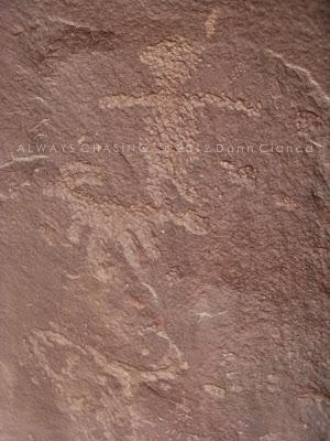 2012 - March 19th - Potash Road Petroglyphs