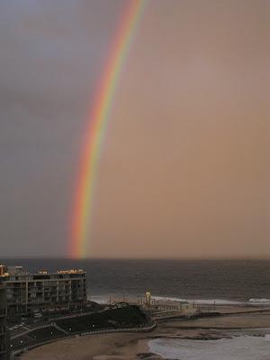 Smitten with rainbows