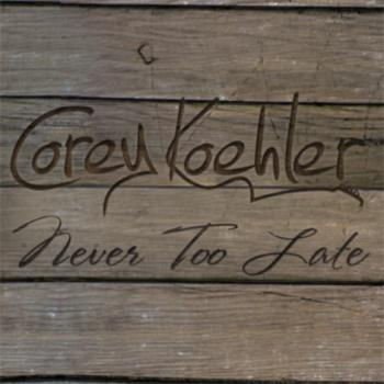 Never Too Late cover art