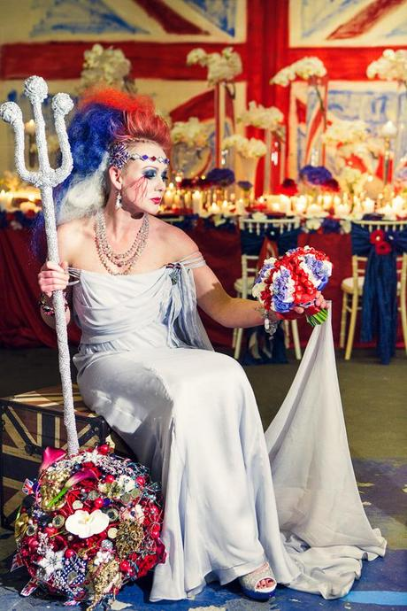 alternative royal wedding inspiration photo credit Damian Hall (16)