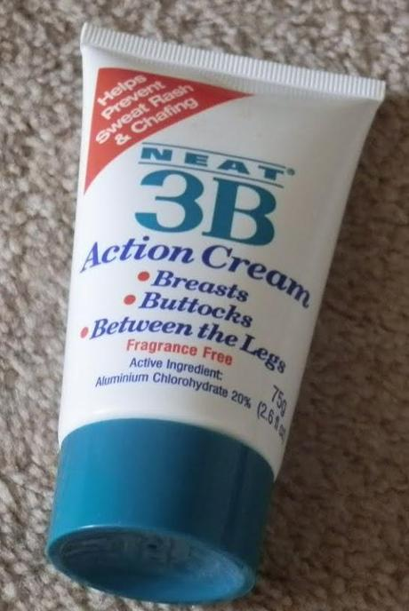 Products Reviews: Body Care Neat: Neat 3B Action Cream