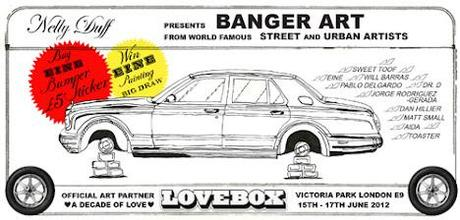 Nelly Duff presents Banger Art