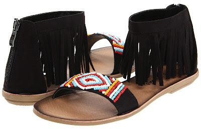 Shoe of the Day | Dirty Laundry Baili Super Suede Flat Sandals