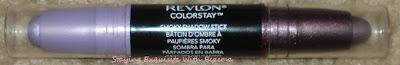 Revlon Colorstay Smoky Shadow Stick~Flare