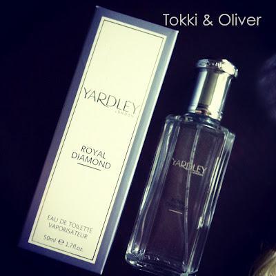 Yardley London's Royal Diamond Perfume