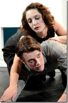 Review: Anger/Fly (Trap Door Theatre)