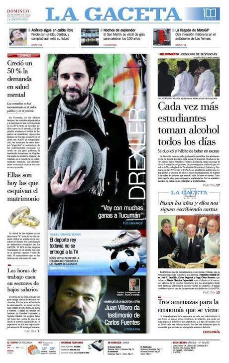 La gaceta of tucuman turns 100 with rich design history - La gaceta tucuman ...