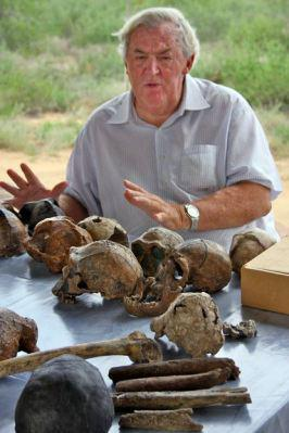 Richard Leakey and Evolution