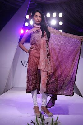 Vaneeza V Lawn 2012 Summer Collection Limited Edition