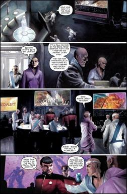 Star Trek: TNG / Doctor Who: Assimilation2 #1 preview 5
