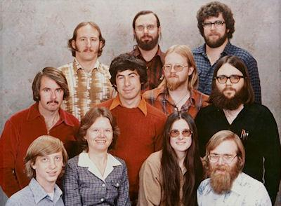 What Happened To The People In Microsoft's Iconic 1978 Company Photo?